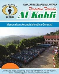 PSB Pesantren Al Kahfi Lido