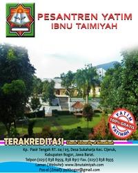 PSB Pesantren Yatim Ibnu Taimiyah  Bogor Gel 1 TP 2017/2018